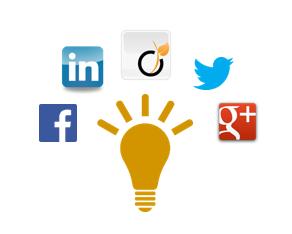 Idée de mise en forme des publications sur les réseaux sociaux