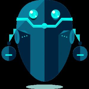 robot page entreprise sur LinkedIn